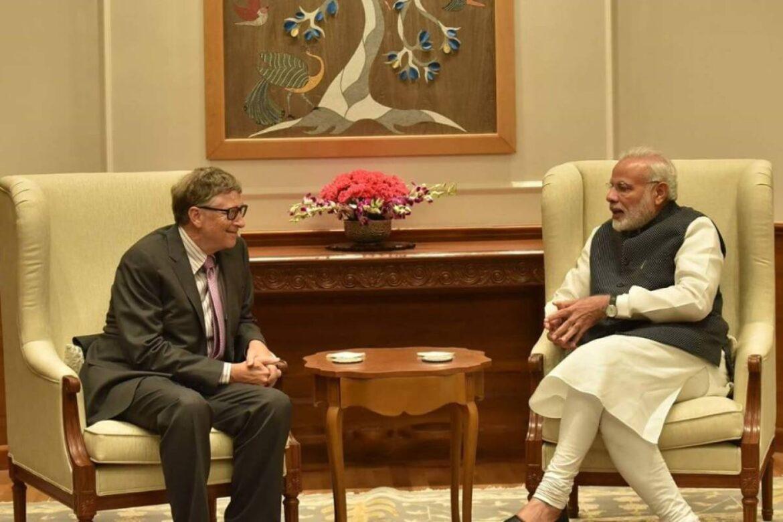 Microsoft Founder Bill Gates Hails India's Covid-19 Vaccine Development