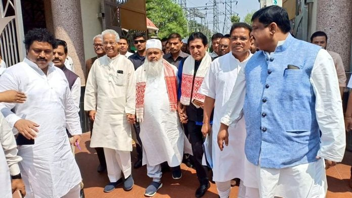 Assam Maha Gathbandhan: Congress joins hands with AIUDF, AGM and Left