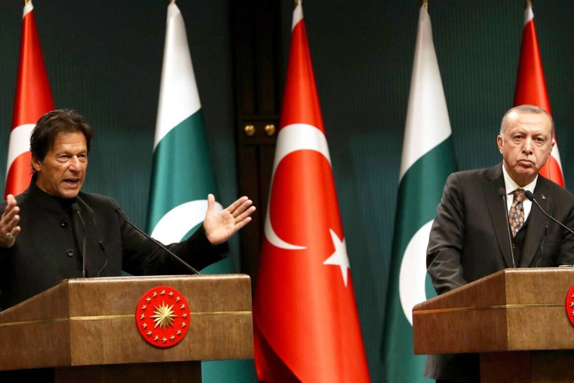 Pakistan Is Now Eyeing Turkey To Run Anti-India Campaign: Report
