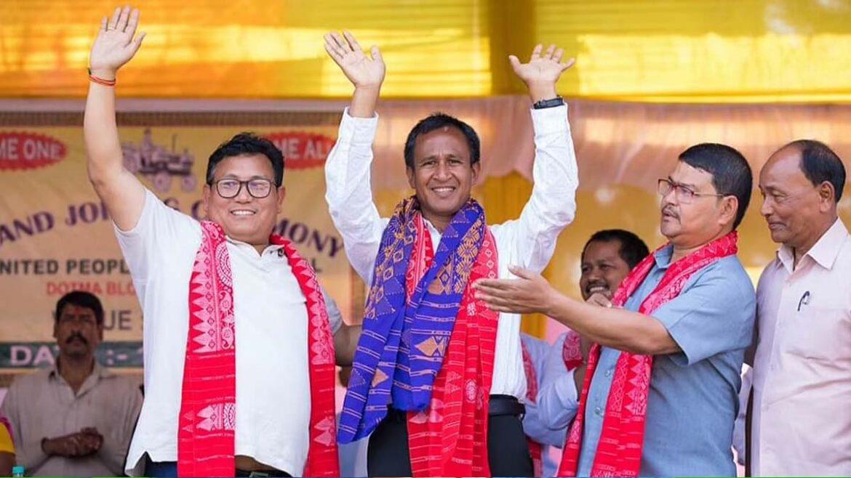 Portfolio Allocation for BTC Council Members in Assam