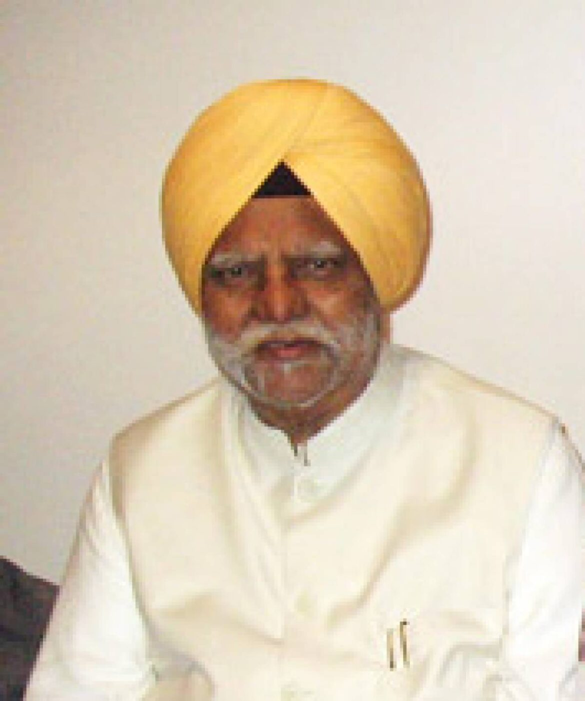 Senior Congress Leader And Former Union Home Minister Buta Singh Dies at 86