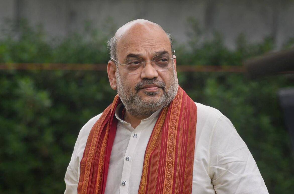 Union Home Minister Amit Shah may visit Assam on Feb11