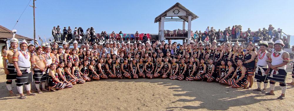 Zeliang tribe celebrates Hega festival in Nagaland