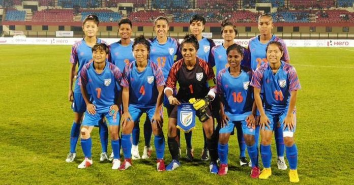 Indian Women Football Turkey Tour: 8 players from Manipur in the squad