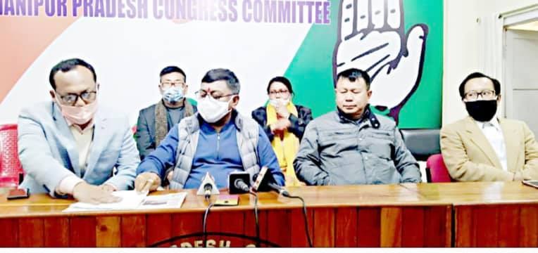BJP governments playing with the sentiments of Nagas: MPCC President Govindas