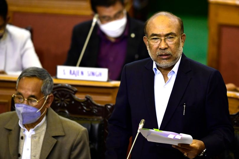 Manipur CM says will review Suspension of Operation with militant outfits