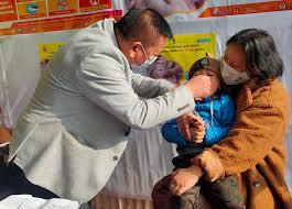 Nagaland achieves 100% coverage in Pulse Polio Immunization drive