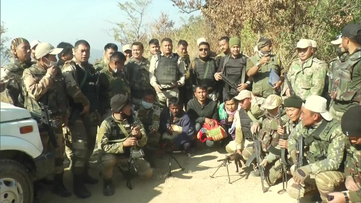 Thoubal district local clubs warns Kuki militants of consequences over the kidnapping bid of 3 labourers for ransom