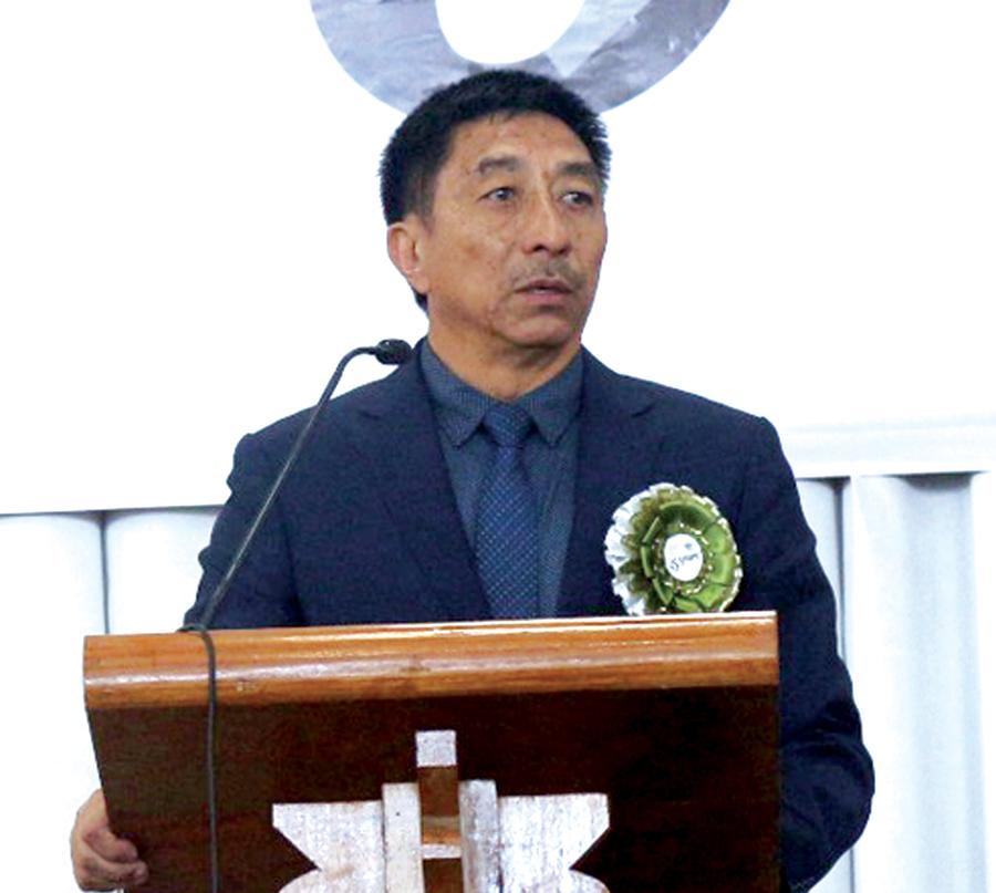 Nagaland MP Tokheho Yepthomi clarifies on his statement in Lok Sabha