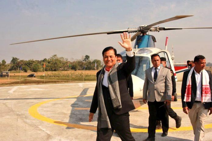 Assam gets its maiden Heliport in Majuli Island