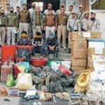 ccpur cops bust brown sugar factory