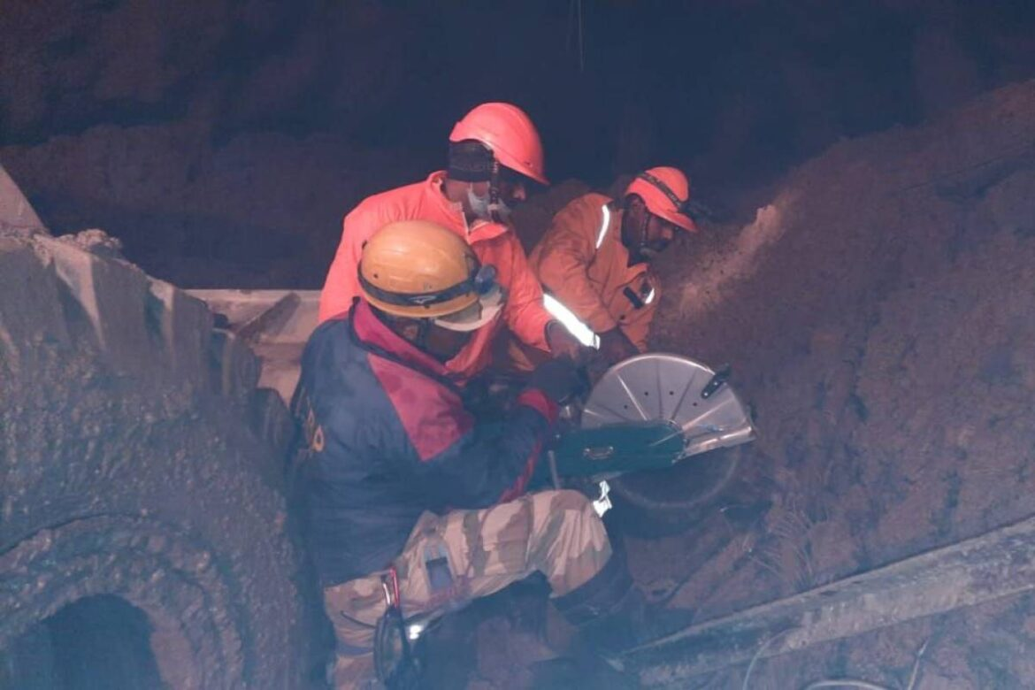 Chamoli Tragedy: Rescue Teams To Look At Area Outside Tunnel For Fallen Workers