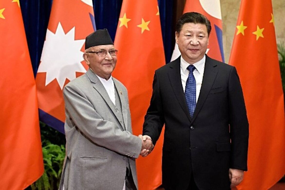 China Pressurised Nepal To Accept Its Covid Vaccine. Shows Leaked Documents