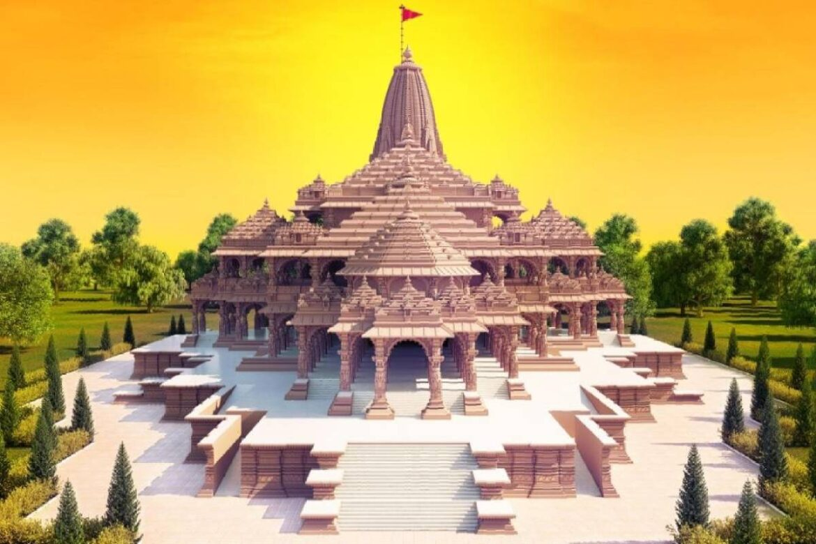 Donations Collected For Ayodhya Ram Mandir Construction Surges Over Rs 1,000 Crore Mark