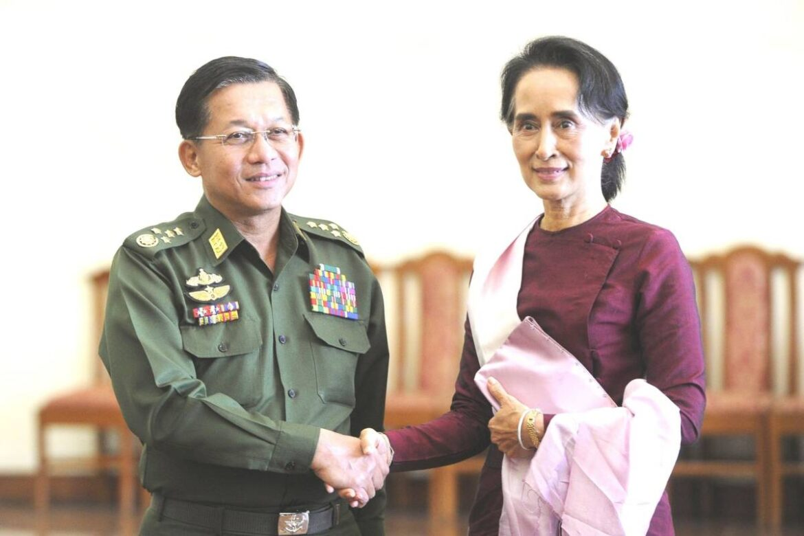How The Military Coup Unfolded In Myanmar And What It Means For India