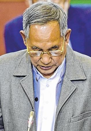 Manipur Budget Estimate: Deputy CM presents budget estimate of Rs 28,824 Crores for FY 2021-22