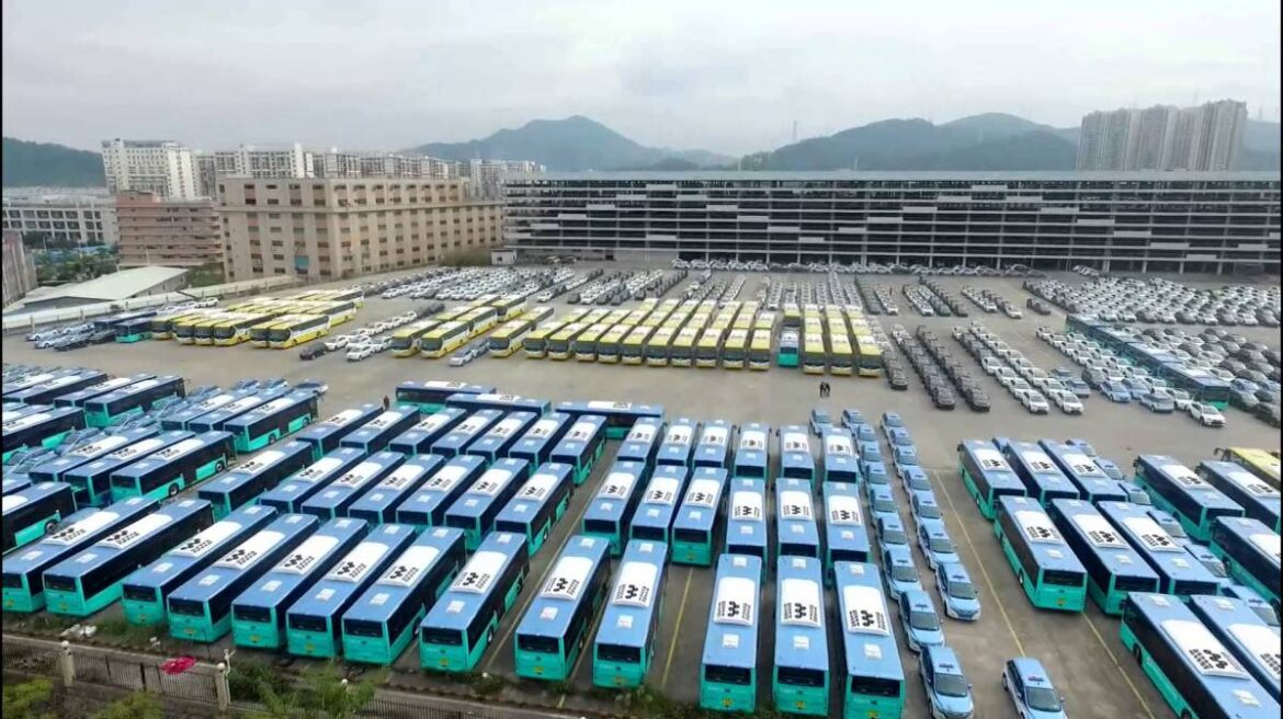 Green Mobility: Government To Equip 111 Cities With 20,000 Buses