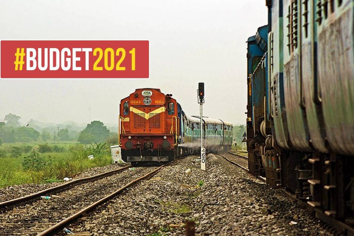 Budget: Govt Earmarks Over Rs 6,900 Crore In Budget For Bolstering Railway Infrastructure In Northeastern States