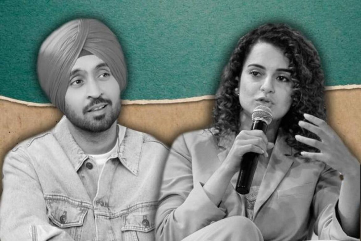 'I Openly Challenged Diljit Dosanjh To Say That He Is Not A Khalistani And He Didn't': Claims Kangana Ranaut