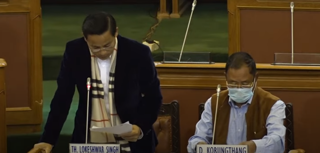 WATCH: Manipur Assembly on Feb16 2021- Question Hour Session