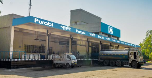 Assam's Purabi Dairy launches cattle feed supplements