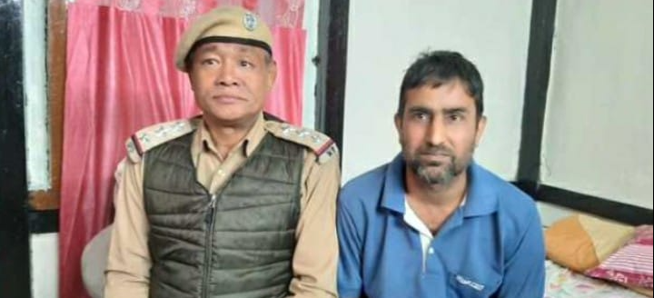 Manipur: Kalapahar resident abducted for ransom rescued. One suspect arrested