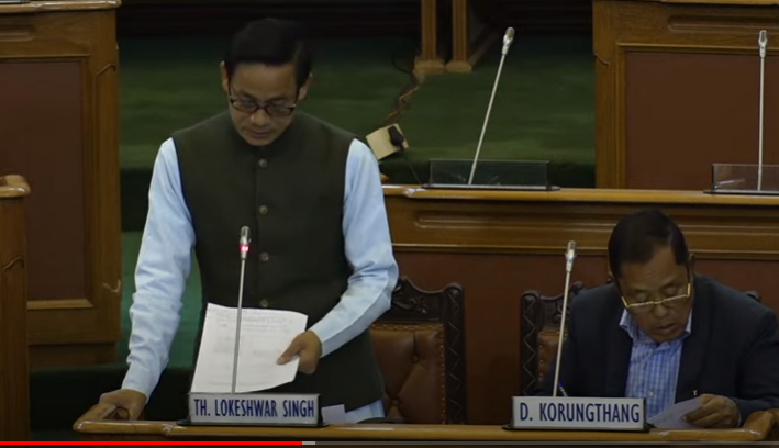 WATCH: Manipur Assembly Session Question Hour Feb 11