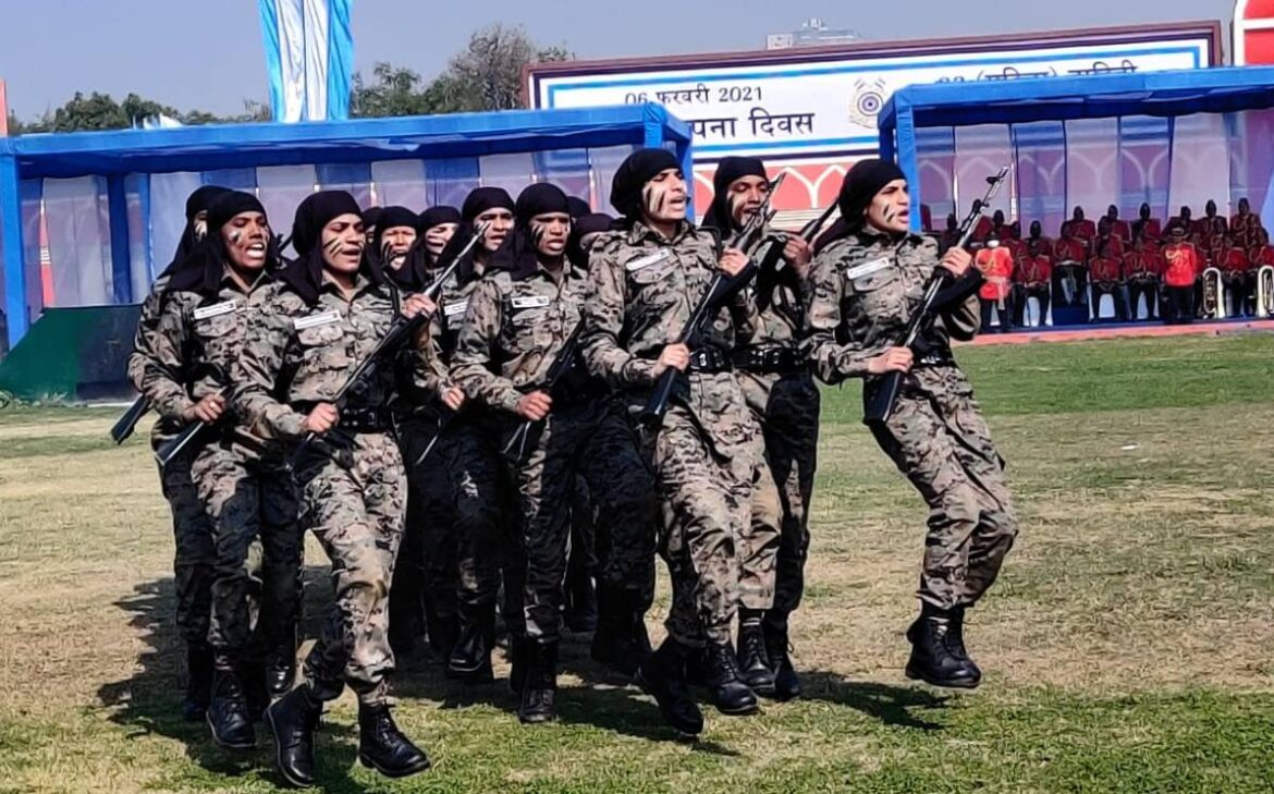 34 Women CRPF Personnel Inducted In The Elite Anti-Maoist CoBRA Squad