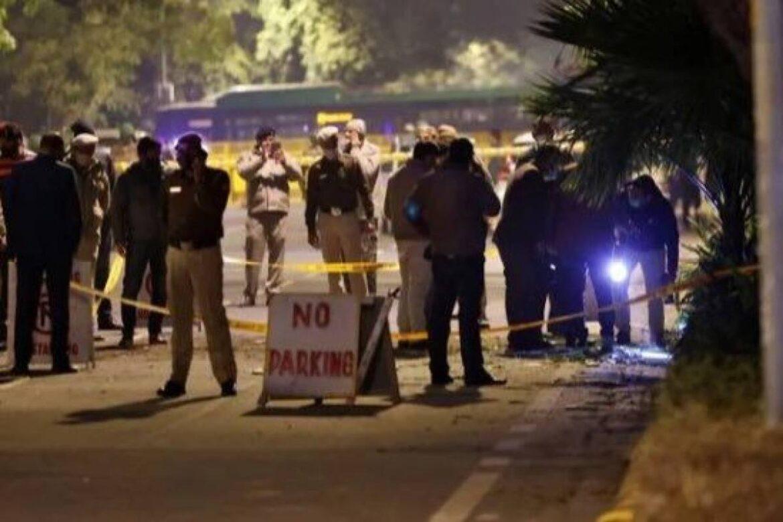 Mossad Joins NIA To Probe Blast Near Israel Embassy In Delhi
