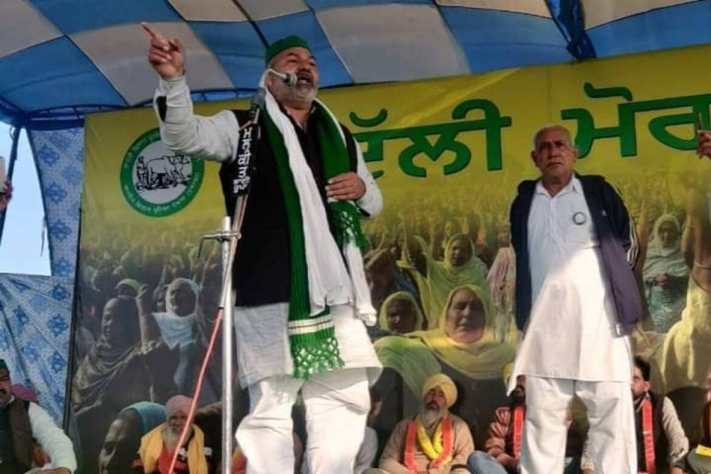 Rakesh Tikait Will Go Anywhere For Rs 2,000, Alleges BJP MLA