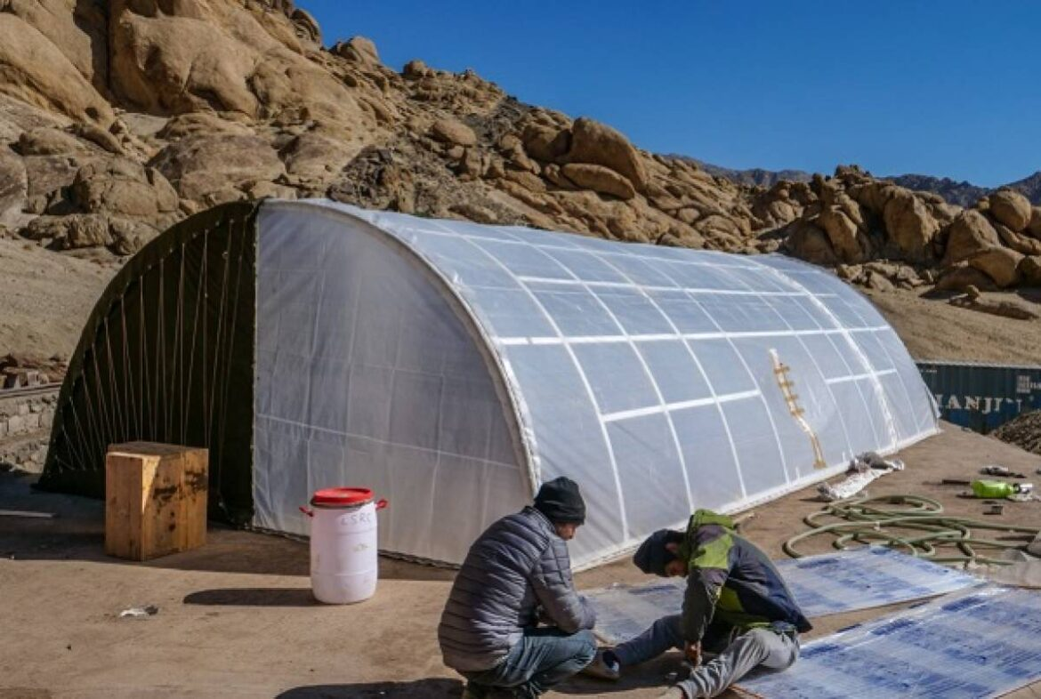 'Solar-Heated Military Tent': Sonam Wangchuk Comes Up With Innovation For Indian Armed Forces