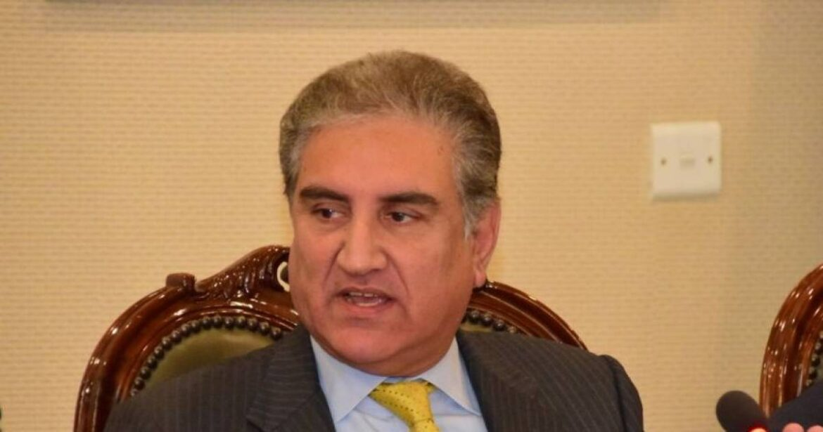 Pakistan Cake Fight: Fight Erupts Over Cake After Pakistani Foreign Minister Shah Mahmood Qureshi's Road Inauguration