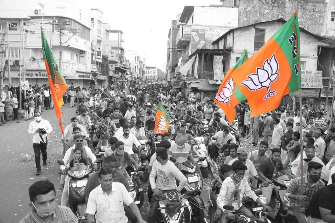 BJP To Seek Suggestions From  People For West Bengal Election Manifesto