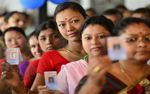Assam Assembly Elections : 77% voter turnout in Phase 1 of polls