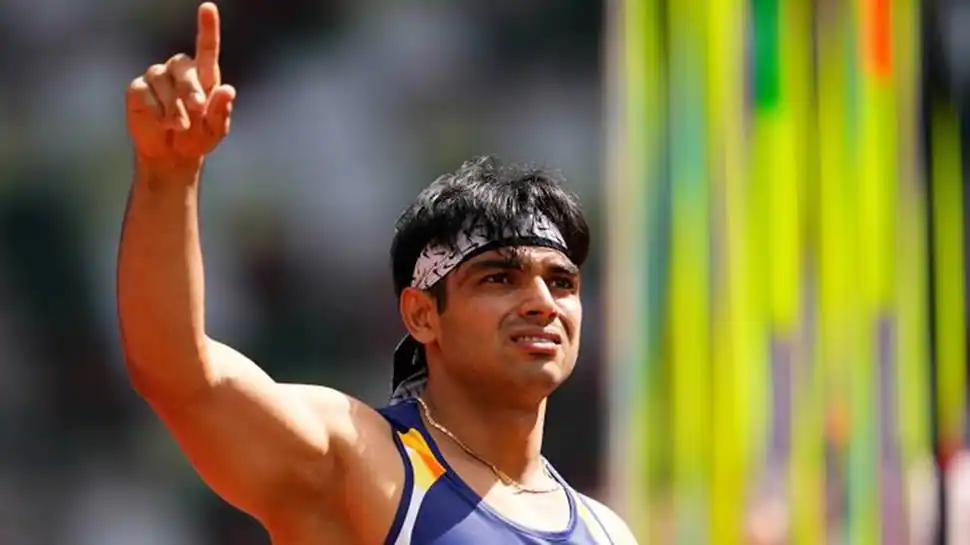 Neeraj Chopra wins GOLD in Javeline throw. First medal for India in Athletics